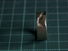 The Crumple Ring - 21mm Dia 3d printed