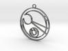 Leah - Necklace 3d printed
