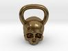 Kettlebell Skull 3d printed