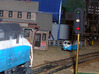 3 Light Signal Kit HO scale 1/87 3d printed Installed Signal
