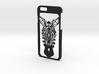 iPhone 6 - Zebra case 3d printed