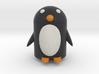 Pete Penguin 3d printed