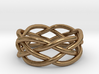 Dreamweaver Ring (Size 9) 3d printed
