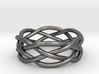 Dreamweaver Ring (Size 9.5) 3d printed