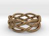Dreamweaver Ring (Size 10) 3d printed