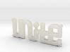 """UNITE"" Bracelet Charm 3d printed"