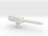 TF Generations 2015 Slingshot (Alpha Bravo) G1 Gun 3d printed