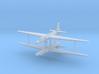1/700 U-2A Reconnaissance Aircraft (x2) 3d printed
