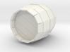 Tabletop Props - Closed Barrel 3d printed