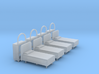 Bagby Hotel Beds And Dressers 3d printed