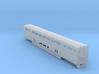 n scale Amtrak Surfliner Coach Baggage (cab car) 3d printed