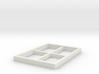 AVS Left Outr Window 3d printed