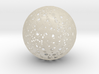 HexPent Sphere 3d printed