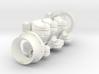 1-16 T95 Hvy Tank Hooks V2 3d printed