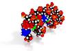 """Personalised DNA Molecule Model """"Katie"""" 3d printed"""