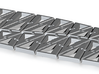 KinematicsBracelet 6.0in Sharp 3d printed