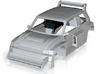 MG Metro 6R4 3d printed