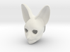 "BJD doll head MSD ""Batty"" 3d printed"