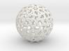 Star Weave Sphere 3d printed