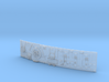 YT1300 HSBRO SIDEWALL ESB LEFT MIDDLE 3d printed