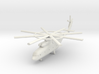 1/285 Mi-26 Halo Helicopter 3d printed 1/285 Mi-26 Halo Helicopter