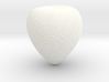 Textured Acorn Pendant 3d printed