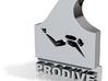 Logo Prodive 3d printed