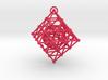 Diamond Spinning Ornament Mini 3d printed