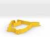 Pikachu Cookie Cutter 3d printed