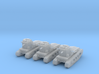 1/220 WW1 Whippet tanks (3) 3d printed