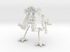 Mecha skeleton 3d printed