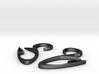 Drophook Earrings - 10g 3d printed