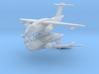 1/600 Embraer KC-390 Transport (x2) 3d printed