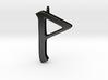 Rune Pendant - Wynn 3d printed