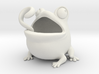 Toad Plastic 3d printed