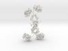 Antibody - IgA1 - dimer 3d printed Dimeric IgA1