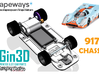 1/32 Fly Porsche 917 Chassis fits Slot.it SW Pod 3d printed