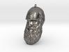 """Charles Darwin 6"""" Head Decimated 3d printed"""