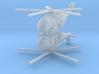 1/600 AW101 (HM1) Merlin (x2) 3d printed