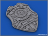 S.T.A.R.S. Badge 3d printed