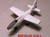 1/285 Experimental Aircraft Set 6 3d printed Model paint and decal work by Fred Oliver. Image provided by Fred Oliver.