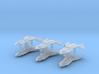 1/700 Boeing Bird of Prey (x6) 3d printed