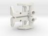 NIX91-Steering Blocks SLS 3d printed