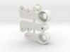NIX91-Steering SLS 3d printed