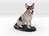 Custom Dog Figurine - Harley 3d printed