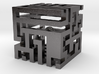 cube_05 3d printed