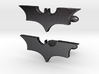 Batman dark knight Cufflinks 3d printed