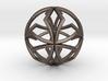 Sphere Pendant Z1 25mm 3d printed