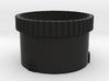 Diy M43 Lens V20 For Shapeways -- Focus Ring 3d printed