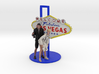 Wedding Figurine 3d printed Fun Wedding gift